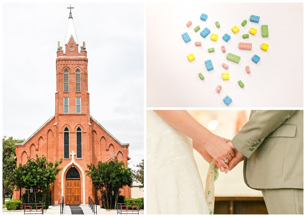 Texas-Wedding-Photographer-La-Coste-Our-Lady-Of-Grace-Church-Bride-Groom-Lego-Theme-Carly-Barton-Photography_0001.jpg
