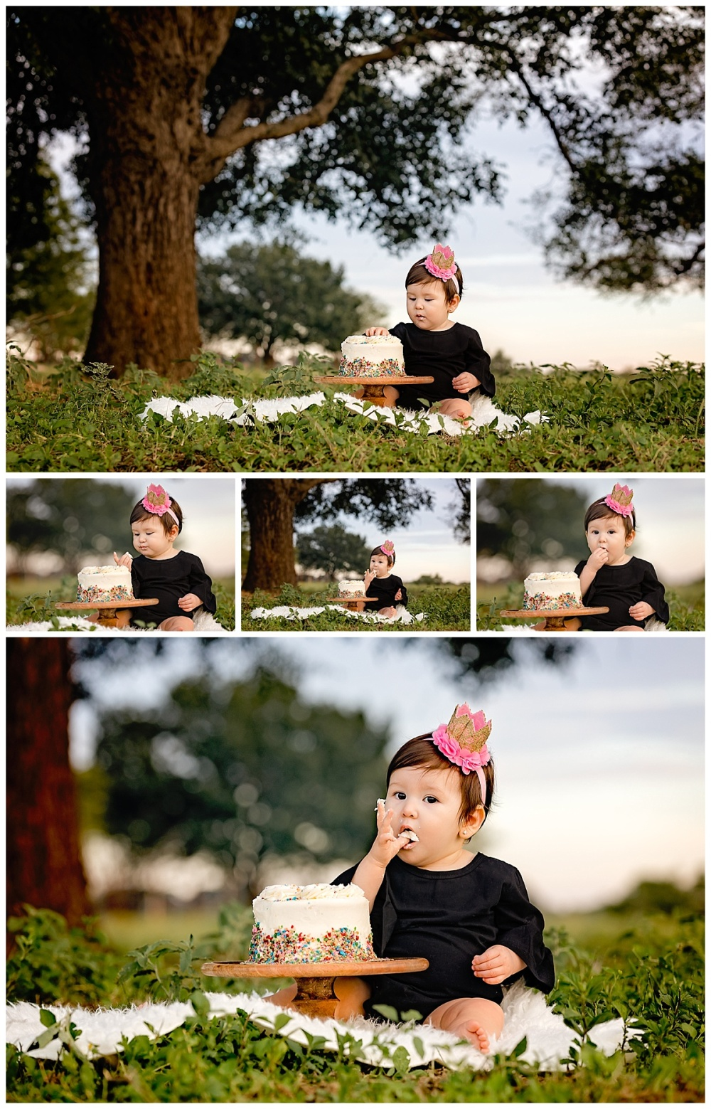 Family-Photographer-LaVernia-Texas-Fall-Carly-Barton-Photography-Zadie-Cake-Smash_0007.jpg