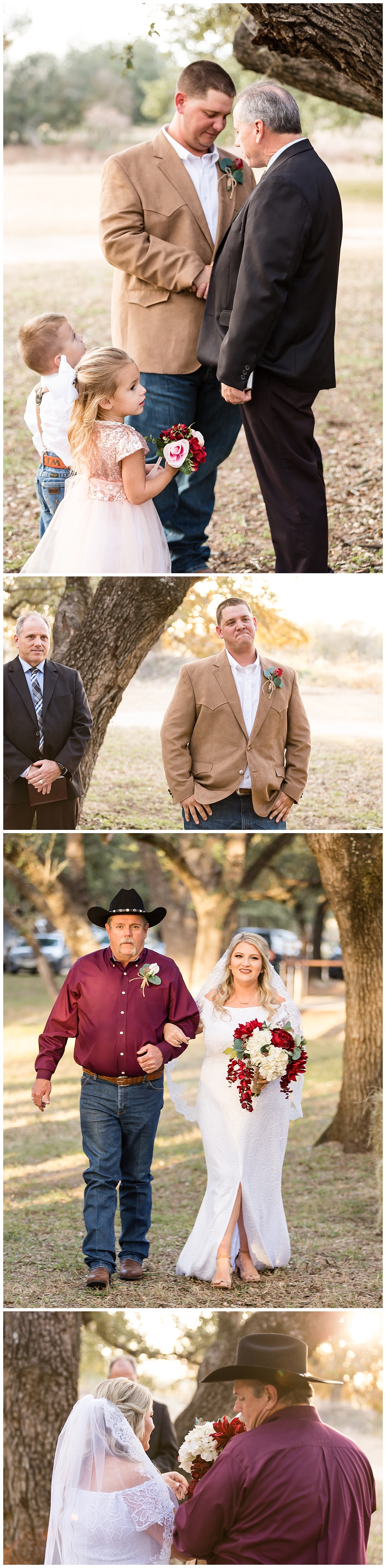 Wedding-Photographer-LaVernia-Texas-Ceremony-Under-the-Trees-Bride-Groom-Fall-McDonald-Carly-Barton-Photography_0011.jpg