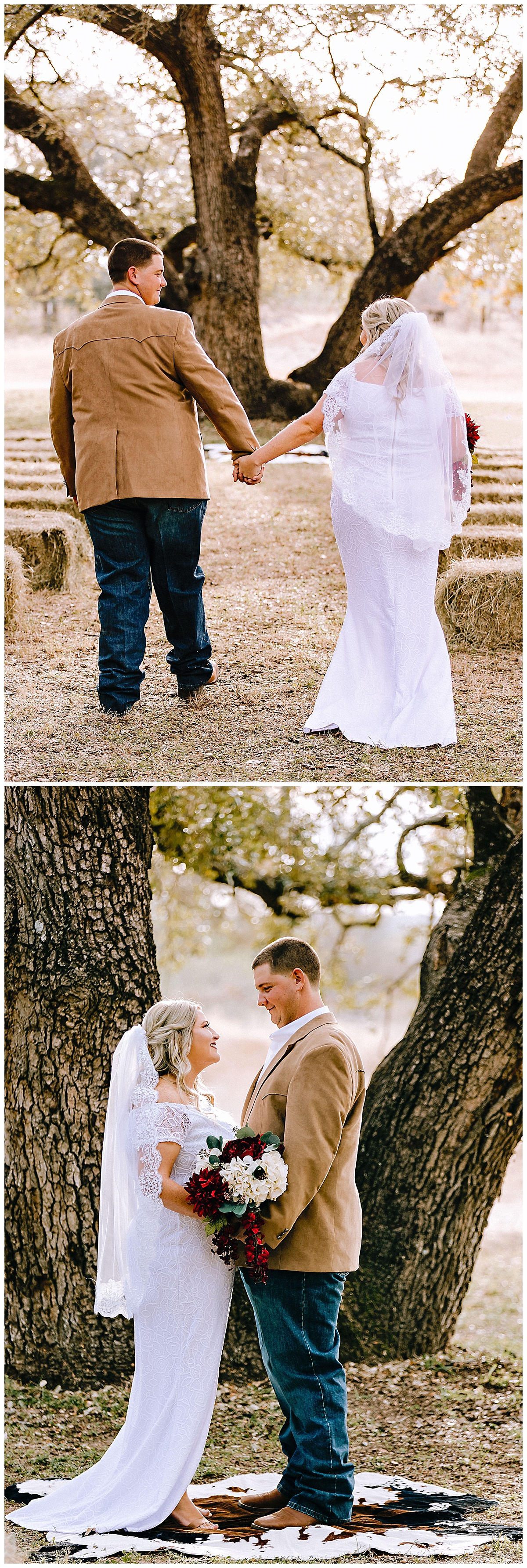 Wedding-Photographer-LaVernia-Texas-Ceremony-Under-the-Trees-Bride-Groom-Fall-McDonald-Carly-Barton-Photography_0013.jpg