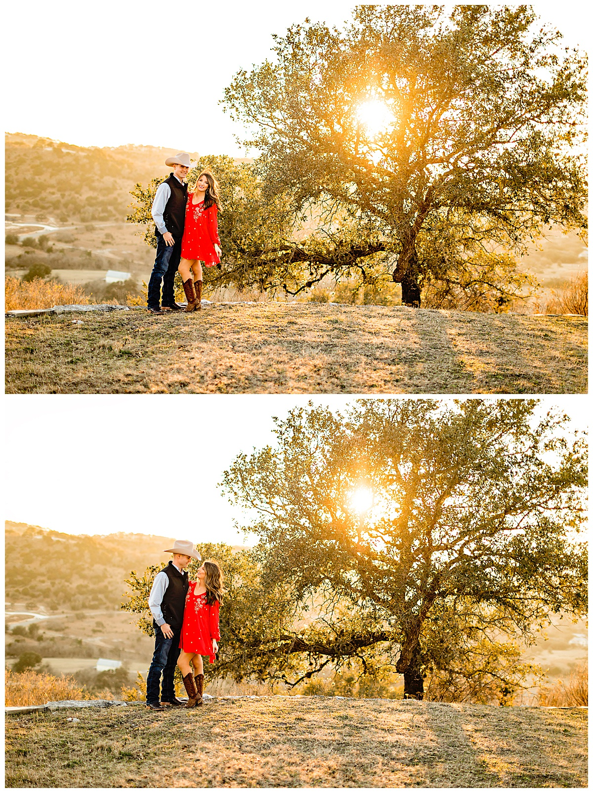 South-Texas-Wedding-Photographer-Engagement-Photos-Happy-H-Ranch-Comfort-Texas-Sunset-Couples-Carly-Barton-Photography-Justin-Erica_0009.jpg
