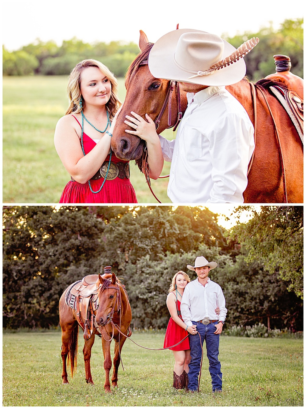 Rustic-Engagement-Session-Horse-Texas-Sunset-Carly-Barton-Photography_0002.jpg