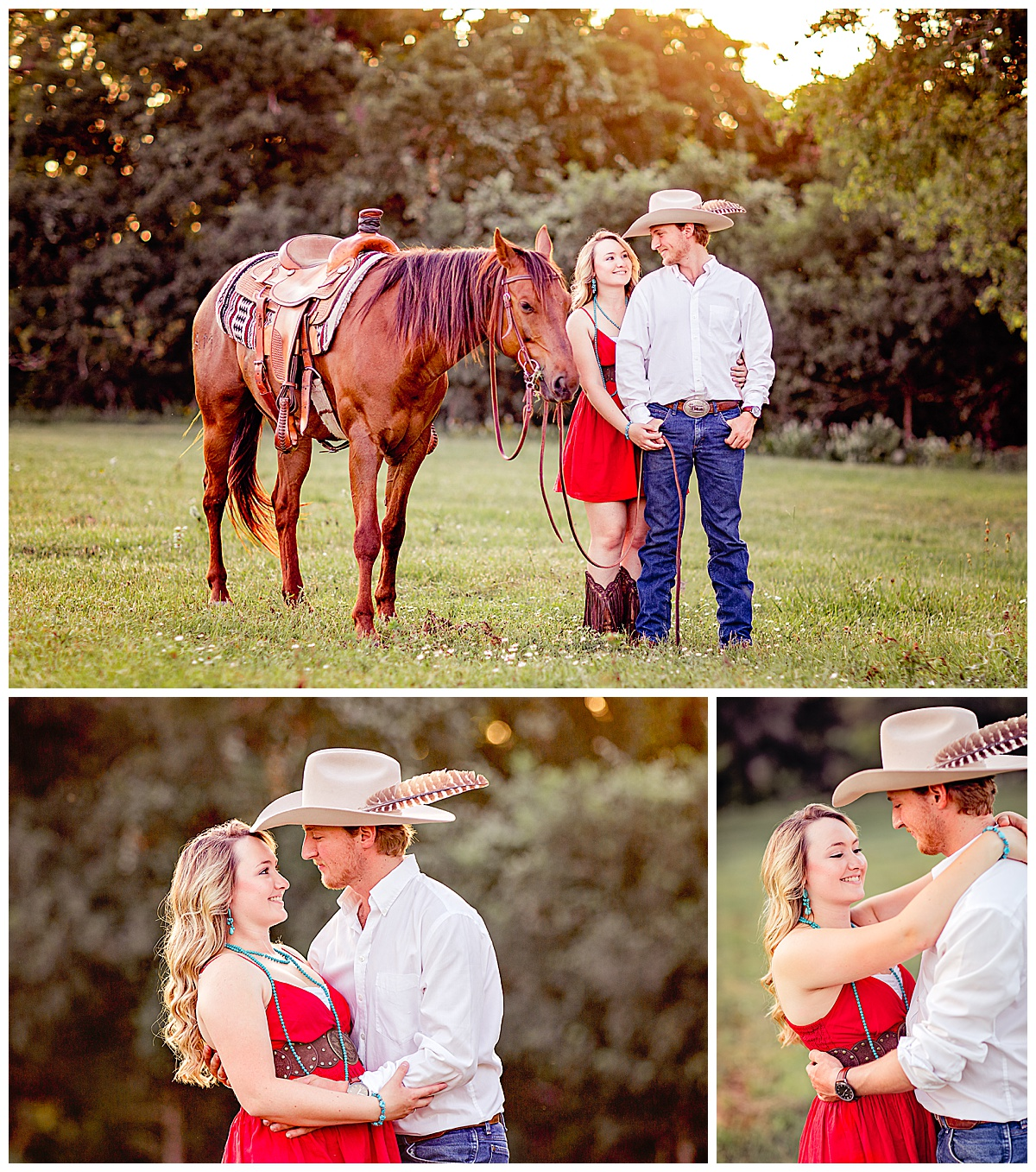 Rustic-Engagement-Session-Horse-Texas-Sunset-Carly-Barton-Photography_0003.jpg