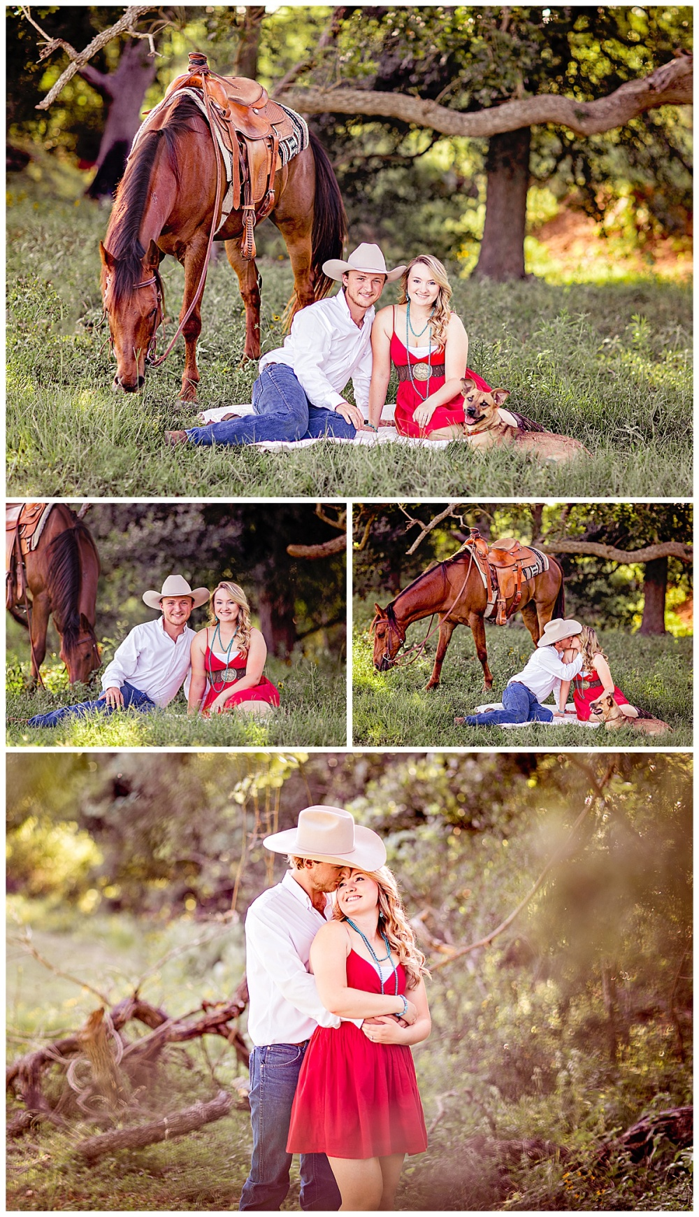 Rustic-Engagement-Session-Horse-Texas-Sunset-Carly-Barton-Photography_0007.jpg