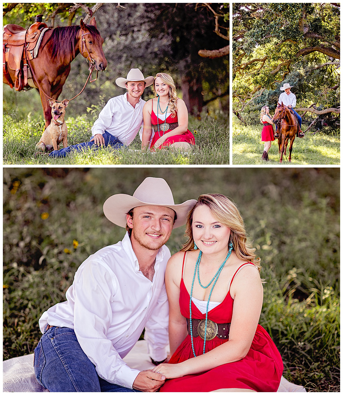 Rustic-Engagement-Session-Horse-Texas-Sunset-Carly-Barton-Photography_0008.jpg